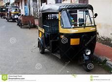 tut tuk auto rickshaw taxi in india royalty free stock