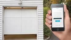 wink garage door ascend makes your existing garage door opener smart