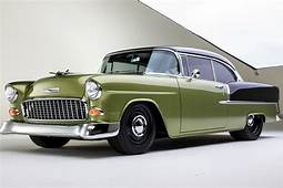 WATCH Ten Reasons Why This 55 Chevy Cost $500000 To