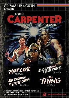 Carpenter Season At The Dancehouse Poster By Www Ra