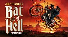 Musical Bat Out Of Hell - bat out of hell