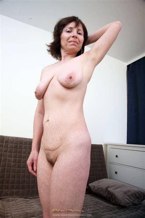 Granny Body Nude