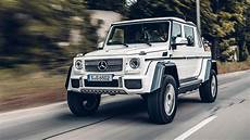 Mercedes Maybach G650 Landaulet Review Outrageous Suv