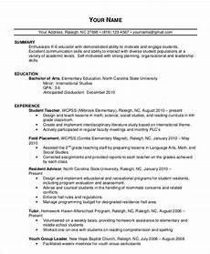 21 simple teacher resume templates pdf doc free premium templates