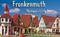 Image result for Christmas Town Michigan Frankenmuth