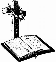 Bible And Cros Clipart clipart of crosses and bibles 101 clip