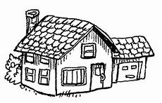 simple line drawing of house at getdrawings free