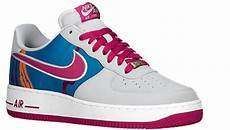nike air force 1 low wolf grey bright magenta green abyss