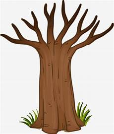 Tree Trunk Clipart