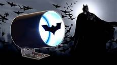 diy how to make batman light batman signal light youtube