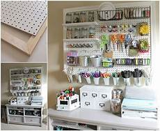 13 clever craft room organization ideas for diyers