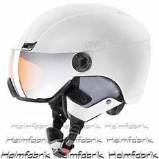 skihelm uvex hlmt 400 visor style skihelm mit visier hier