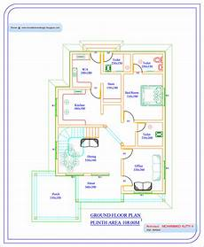 plans of houses kerala style kerala home plan and elevation 1969 sq ft home appliance