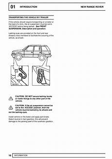 how to download repair manuals 1993 land rover defender 110 head up display 1993 land rover range rover classic service repair manual