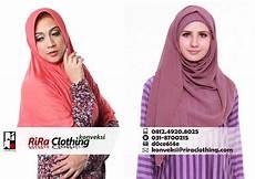 Konveksi Jilbab Dan Pashmina Riraclothing