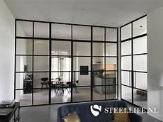 Stalen Deuren Met Glas En Stalen Trappen Steellife 174