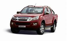 2018 Isuzu D Max V Cross Launched In India Priced From Rs
