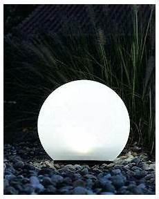 solarkugel 40 cm durchmesser solar led kugel boule 20 cm neutralwei 223