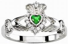 incredible diamond claddagh ring engagement matvuk com