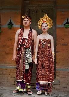 Pakaian Adat Tradisional Daerah Bali Anak Aseli Indonesia