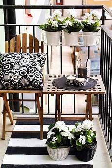 Balkon Ideen Interessante Einrichtungsideen Kleiner