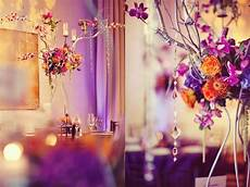 wedding decorations orange and purple your wedding support get the look orange purple themed wedding