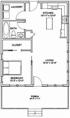 24x30 house plans 24x30 house 1 bedroom 1 bath pdf floor plan 720