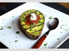 Meatless Monday Grilled Avocado with Salsa   Meatless Monday