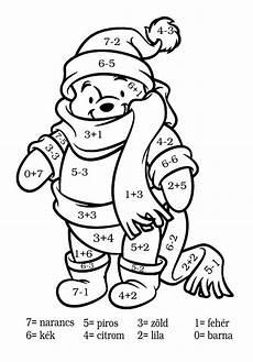 Winni Malvorlagen Ig Sz 237 Nező Műveletek 10 Ig Weihnachtsmalvorlagen Winnie