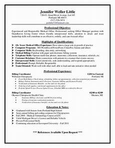 75 best of image of resume exles for less experience