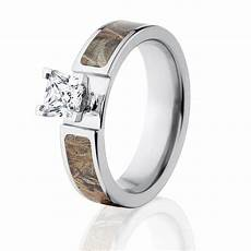 official licensed realtree max 4 engagement bands 1ct cz camo wedding rings ebay