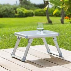 Table D Appoint De Jardin Volta Gris