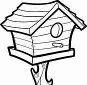 Big Bird House Coloring Pages  Best Place To Color