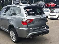 bmw x3 e83 3 0d 24v salvage year of construction 2006