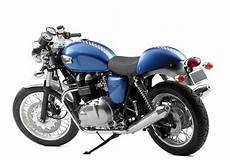 triumph thruxton 900 2003 on review mcn