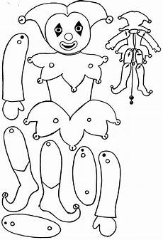 court jester marionette template jester pinterest