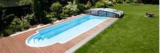 Poolbau Aushubarbeiten Transport Und Pool Installation