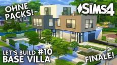 sims 4 häuser bauen die sims 4 haus bauen ohne packs base villa 10 finale