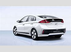 2019 Hyundai Ioniq Plug in Hybrid Limited Colors, Release