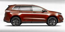 seven seat ford edge unveiled in china photos 1 of 3