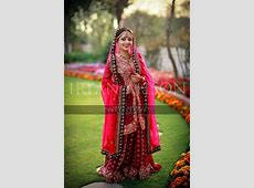 Red Bridal Dresses Latest Designs Trends 2018 2019