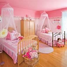 Chambre De Princesse Pour Deux Fillettes Chambre