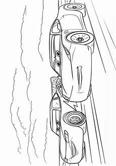 n kleurplaat cars 3 mcqueen ramirez