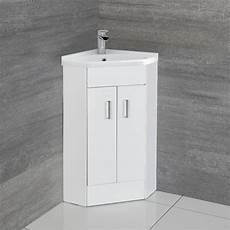 eckwaschbecken mit unterschrank eckwaschbecken mit unterschrank in hochglanz wei 223