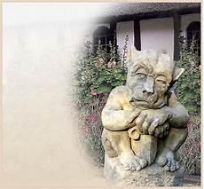 statuen für den garten gargoyle statue f 252 r den garten kaufen