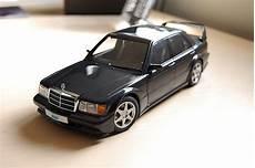 review autoart mercedes 190e 2 5 16v evo 2