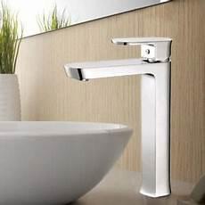 Wasserhahn Für Aufsatzwaschbecken - wasserhahn hoch einhebelmischer verchromt f 252 r