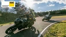 Motorrad Im Adac Fahrsicherheitszentrum