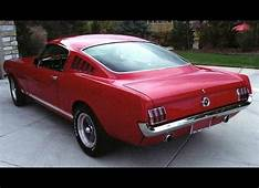 Ford Mustang GT K Code Fastback 1965 This Car Came