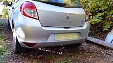Comment D 233 Monter Le Pare Choc Arri 232 Re Sur Renault Clio 3